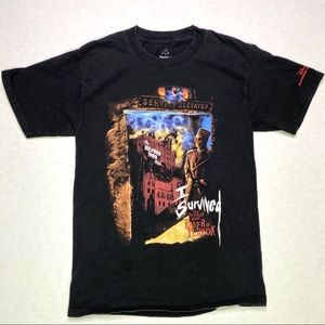 DisneyLand Tower Of Terror T-Shirt
